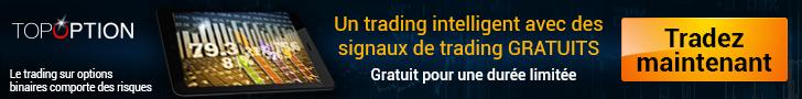 signaux de trading gratuit TopOption