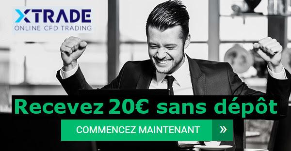 Avis courtier Xtrade trading forex