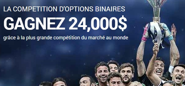 Concour 24option options binaires