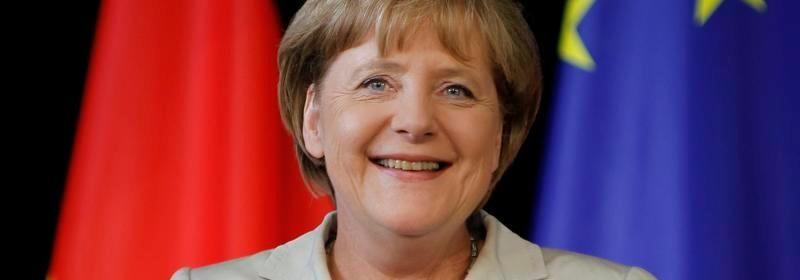 Angela Merkel Union Européenne