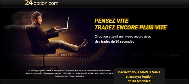 24option trading 30 secondes
