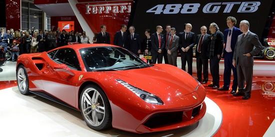 Ferrari entre en bourse