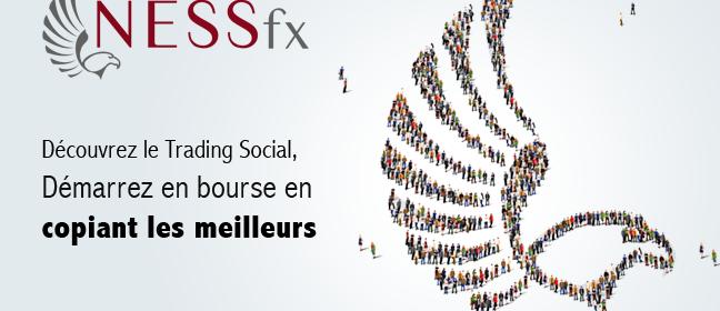 Trading Social sur NessFX