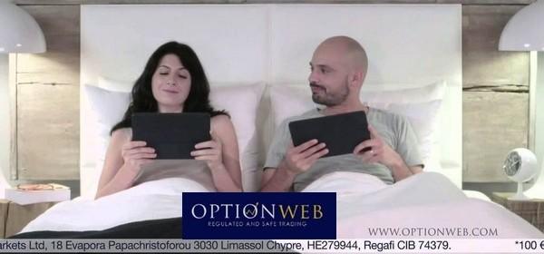 Optionweb publicité options binaires bonus