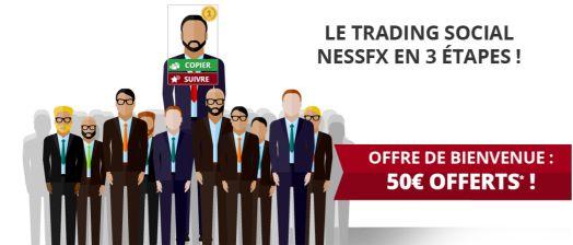 Bonus NESSFX forex
